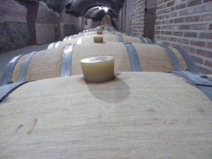 Elaboración de vino en Rueda