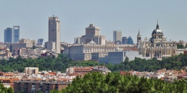 Vistas panorámicas qué ver en Madrid