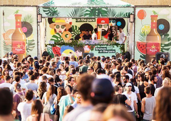 La mejor música electrónica en Madrid este verano