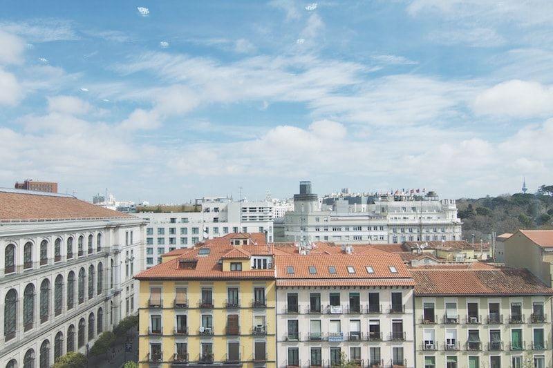 Vistas y planes en la guía de Madrid gratis en pdf