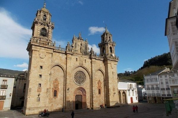 Ruta por Mondoñedo visita a la catedral