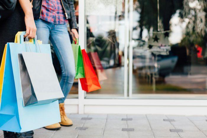 Día de compras en Orlando
