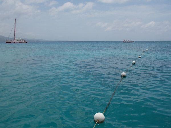 Snorkel en Jamaica