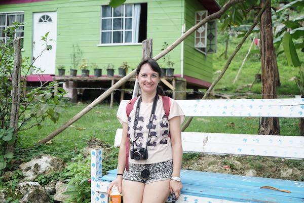 Roaring River en Jamaica