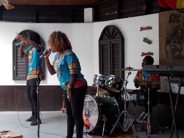 Reggae en Jamaica