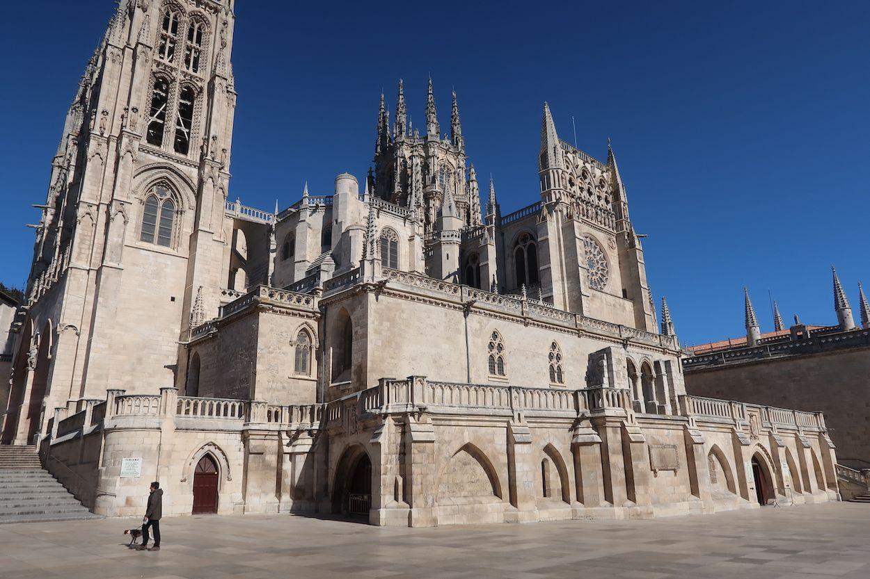 Horarios y precios de la Catedral de Burgos. Actualizados.