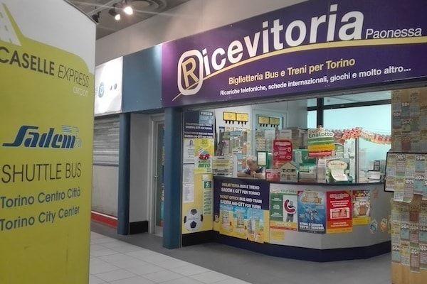 Dónde comprar los billetes bus aeropuerto Turín