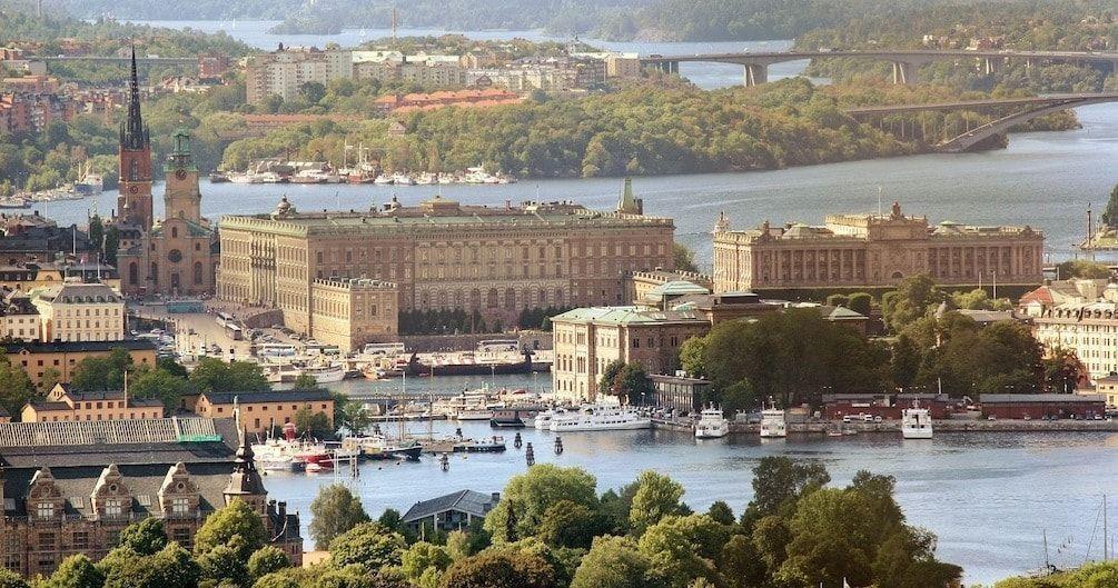 las mejores vistas para ver en Estocolmo