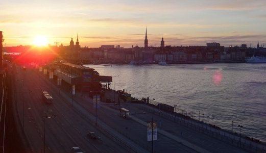 Estocolmo cómo llegar al centro