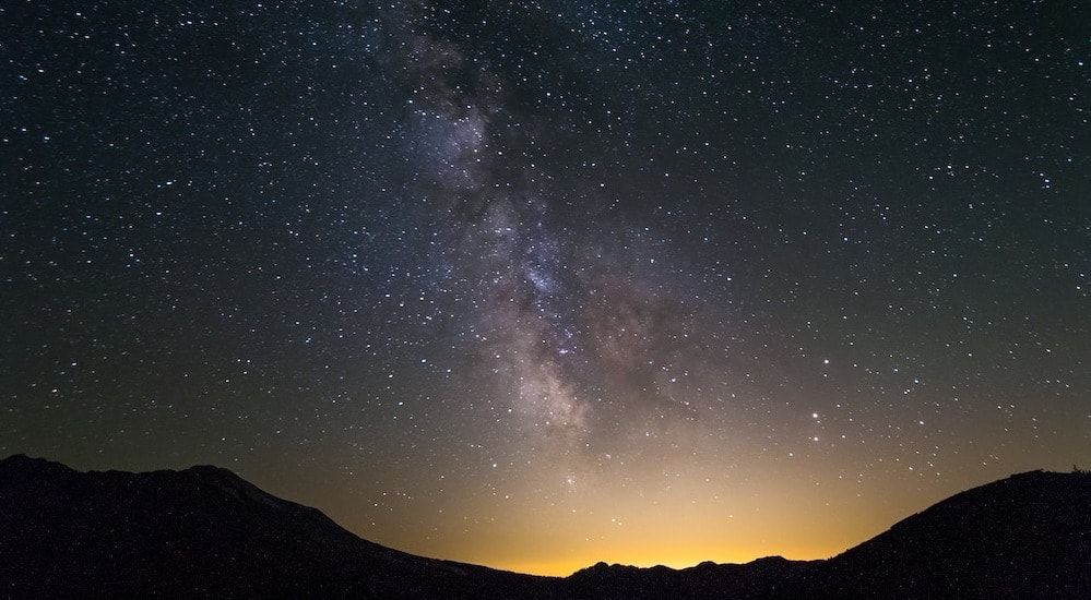 Ver las estrellas en Babia