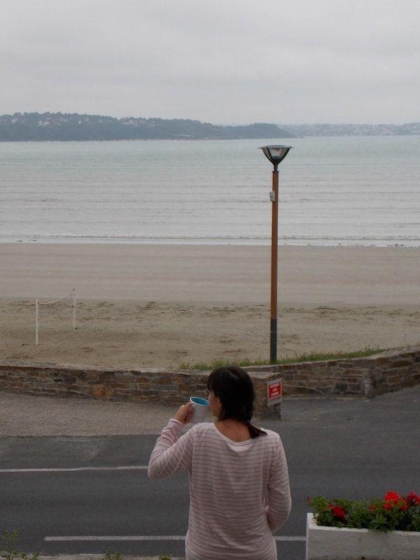 Un airbnb con vistas en Bretaña