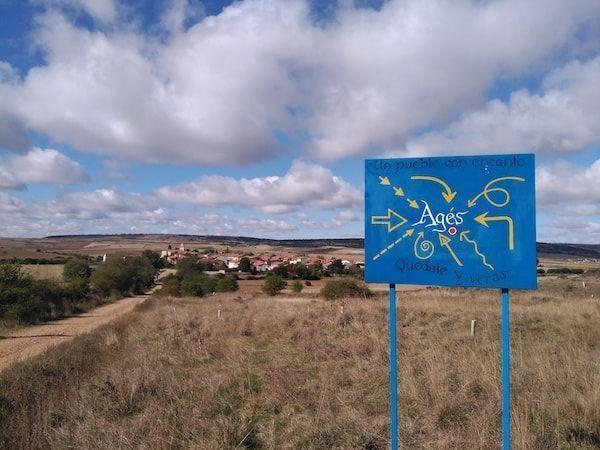 Pueblo de Agés