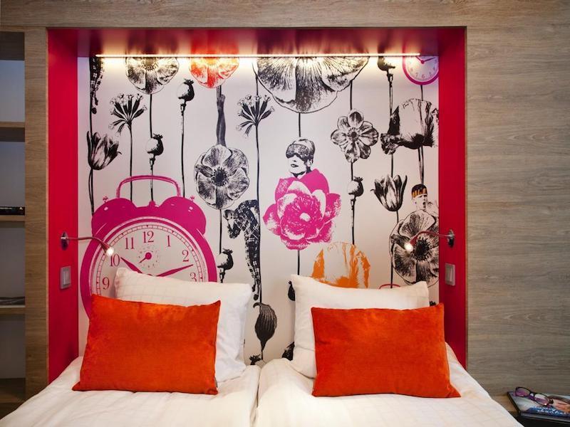 Dormir en Estocolmo en el Motel L