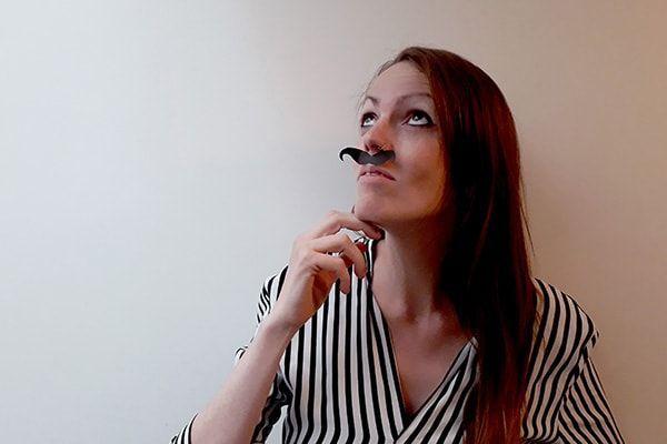 Chicas en Movember 2017
