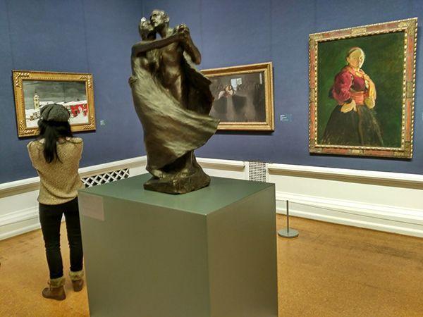Cuadros de la National Gallery Noruega