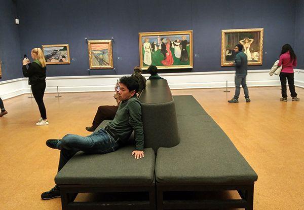 National Gallery en Oslo