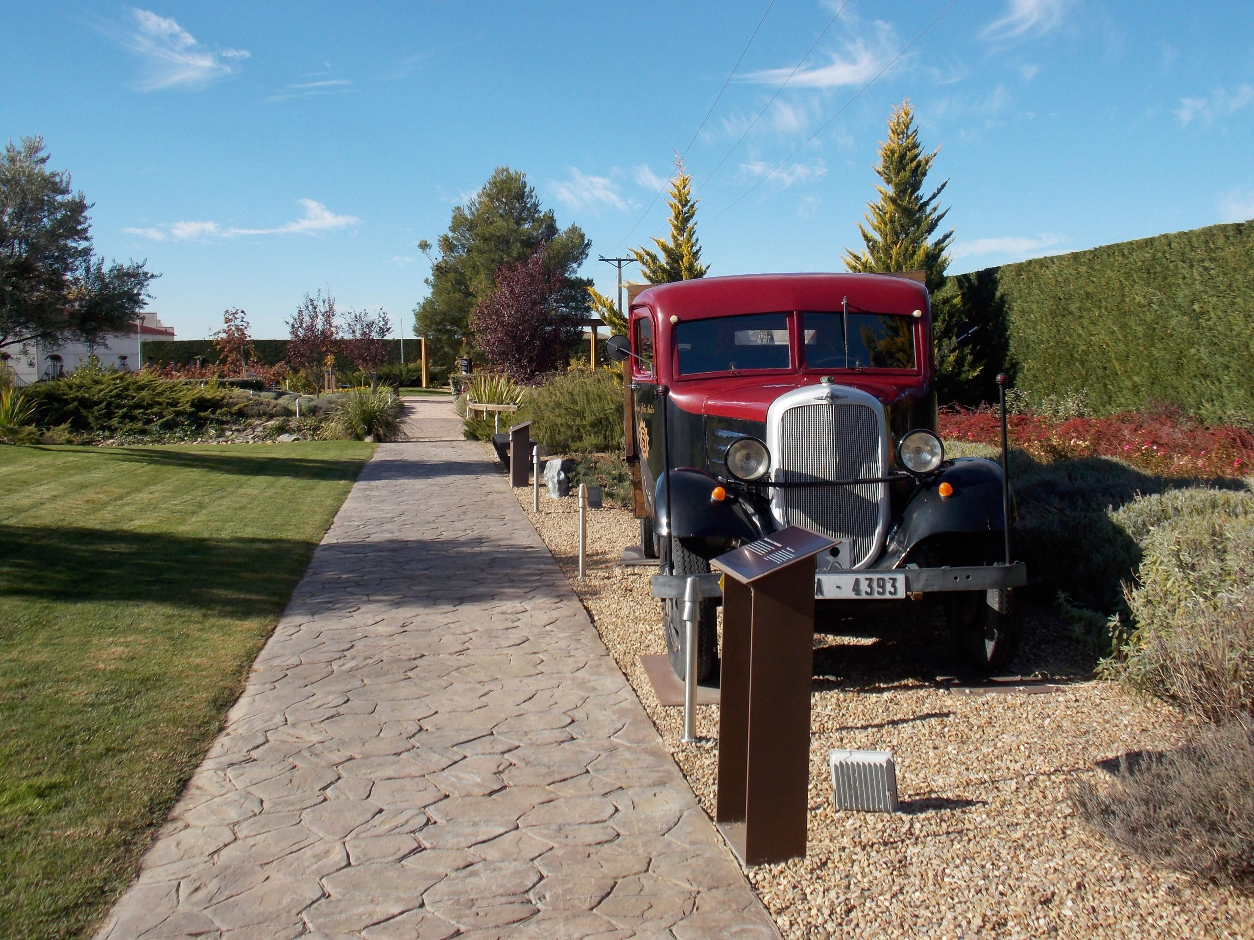 Exterior del museo del vino de Toro