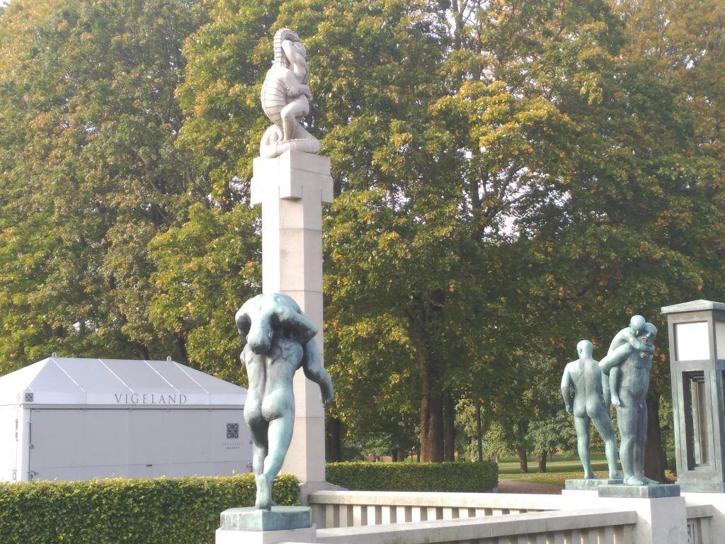 Estatuas de Vigeland Park