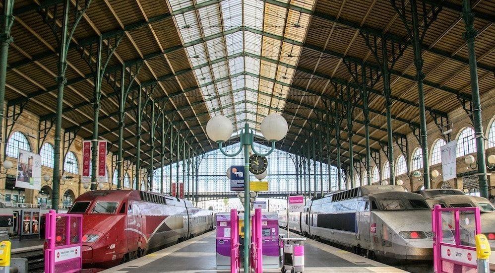 Cómo ir de París a Disneyland en tren