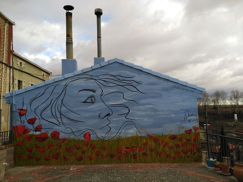 Mural aires rurales