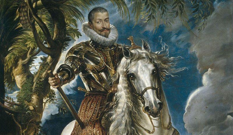 El Duque de Lerma, siglo XVII