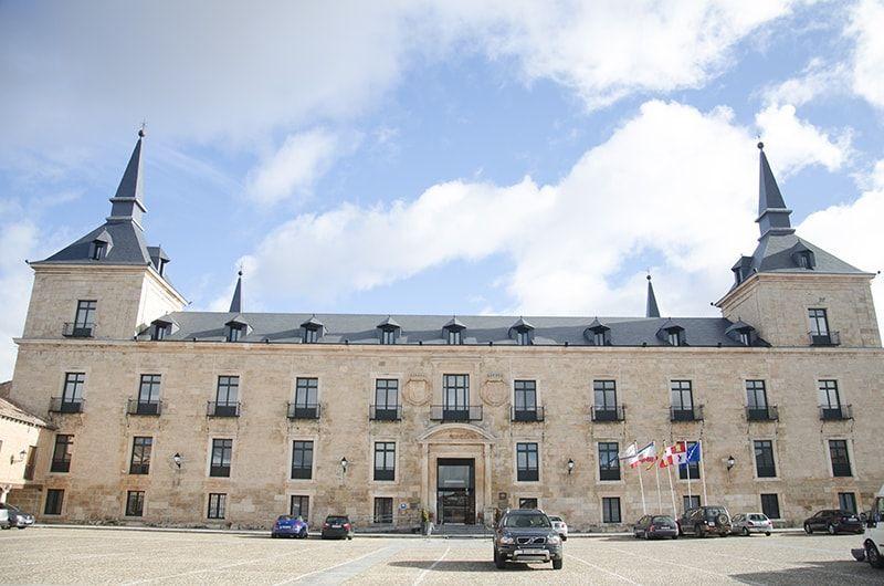 Exterior del Palacio Ducal