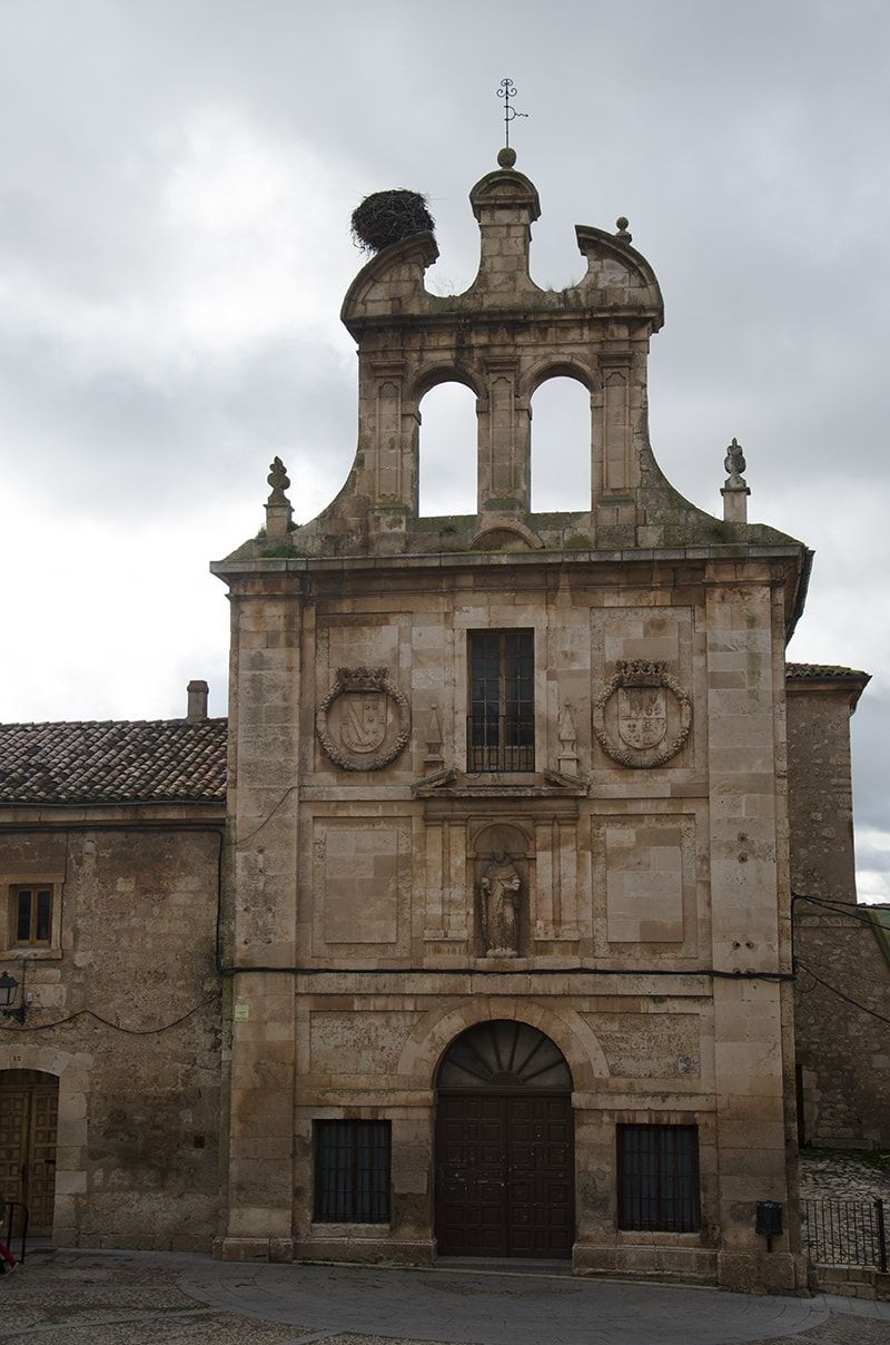 Fachada de Convento del Santo Domingo