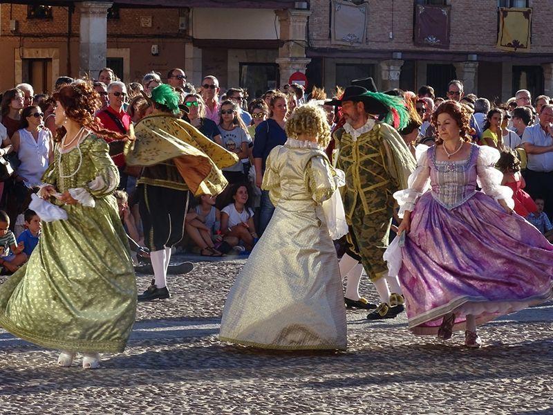 Fiesta barroca de Lerma en agosto