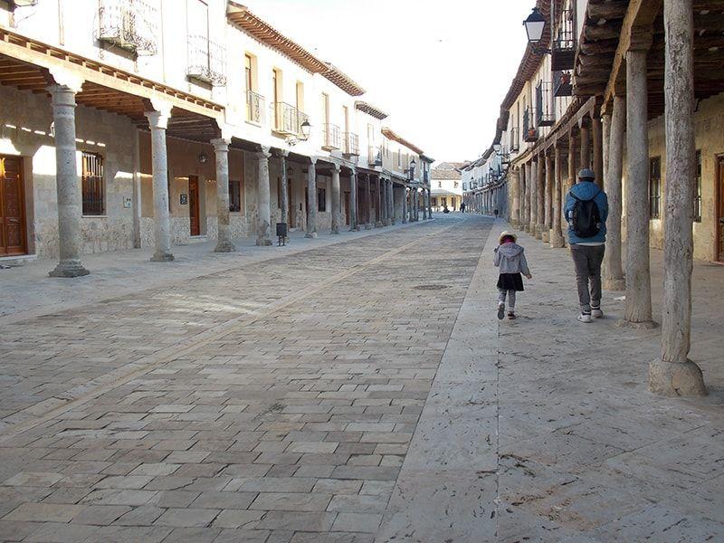 Centro de Ampudia, Palencia