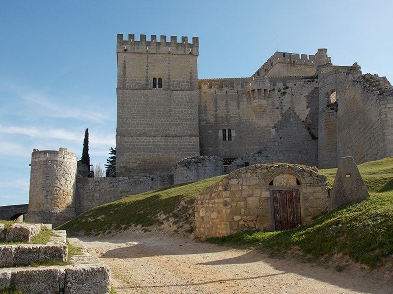 El Castillo de Ampudia