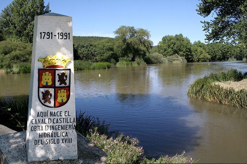 Nacimiento Canal de Castilla