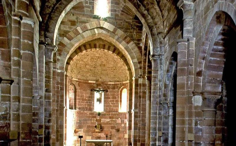 Iglesia Santa María de Mave