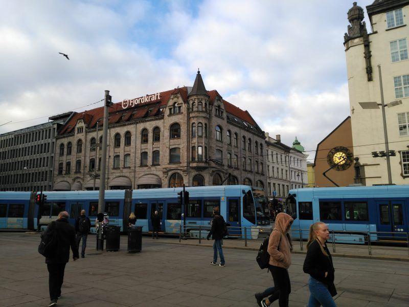 Transporte urbano en Oslo