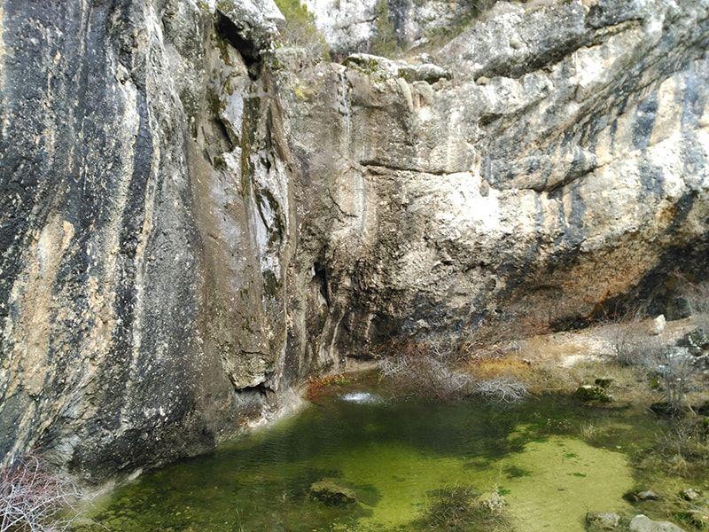Cascada de la Fuentona