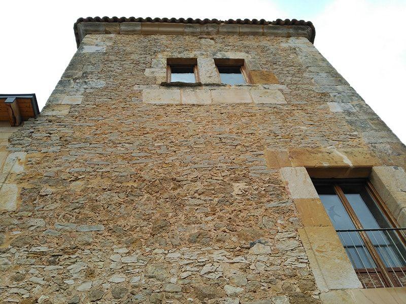 Torre de la Casa del Parque La Fuentona