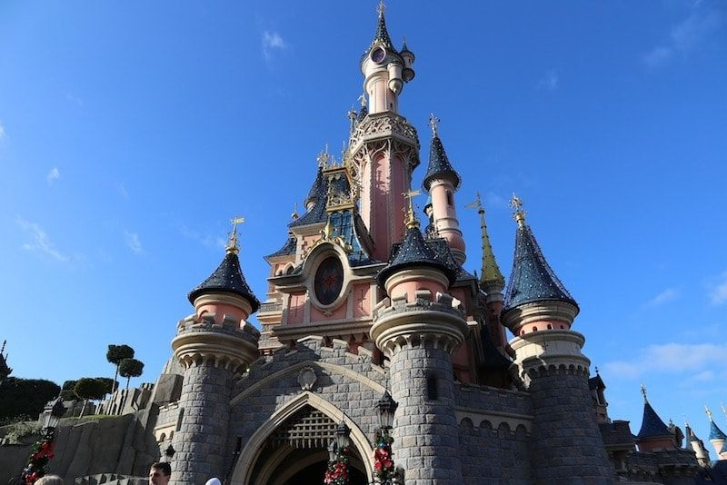 Guía gratis de Disneyland París