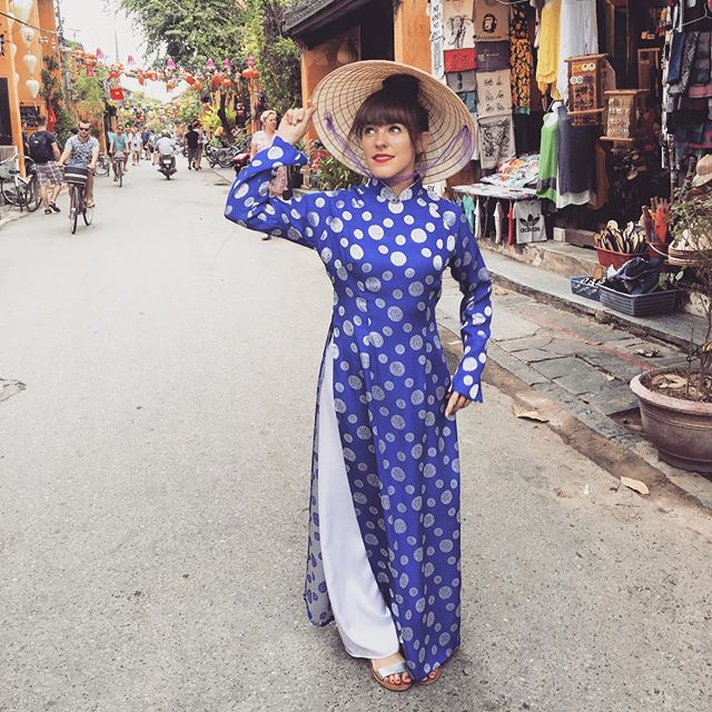 Vietnam, viaje