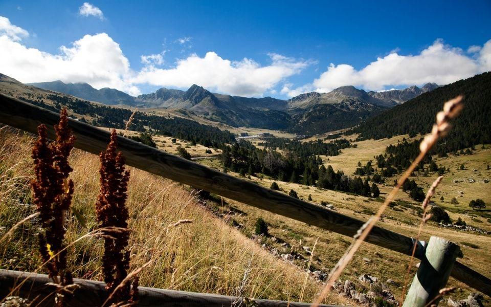 Andorra, Granvalira sin nieve