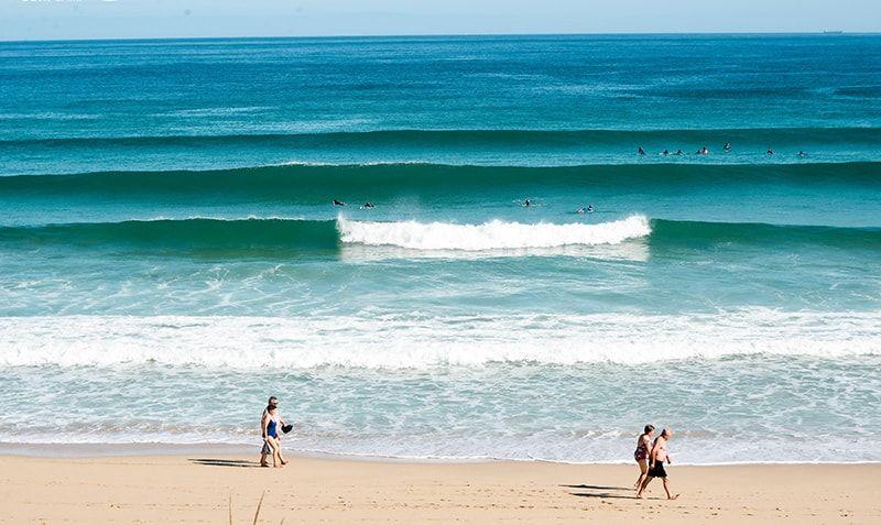 Playas gallegas, turismo y surf