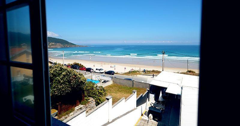 Playas gallegas para hacer surf