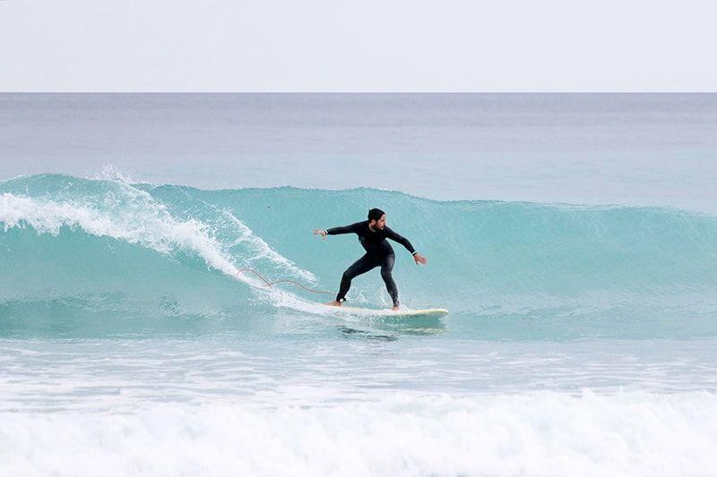 surf en la Costa de la muerte