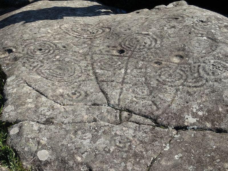 Viajar a Galicia para hacer la ruta de Petroglifos