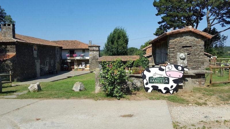 Viajar a Galicia para visitar una granja ecológica