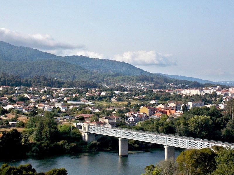 Viajar a Galicia para ver el puente de Tui