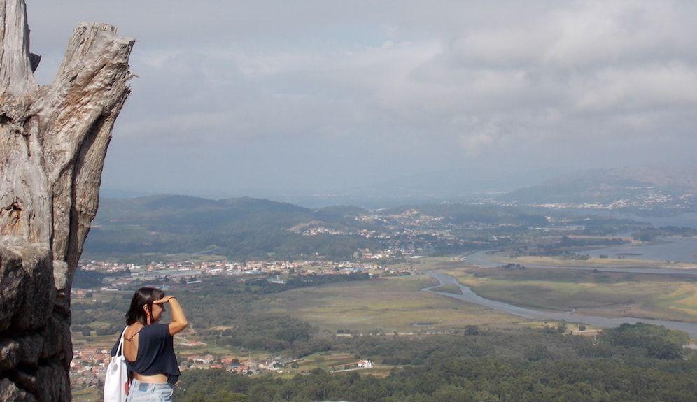 Viajar a Galicia para ver el Miño