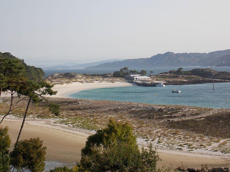 playas en las cíes