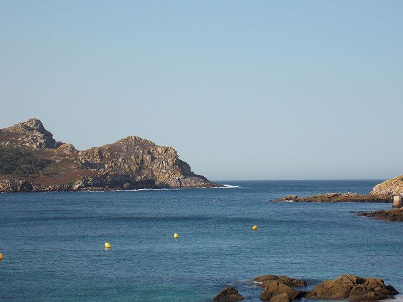 Un archipiélago de tres islas
