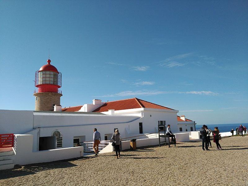 Una ruta en moto por Algarve hasta Cabo San Vicente