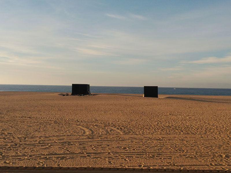 Playas en Algarve para recorrer en moto