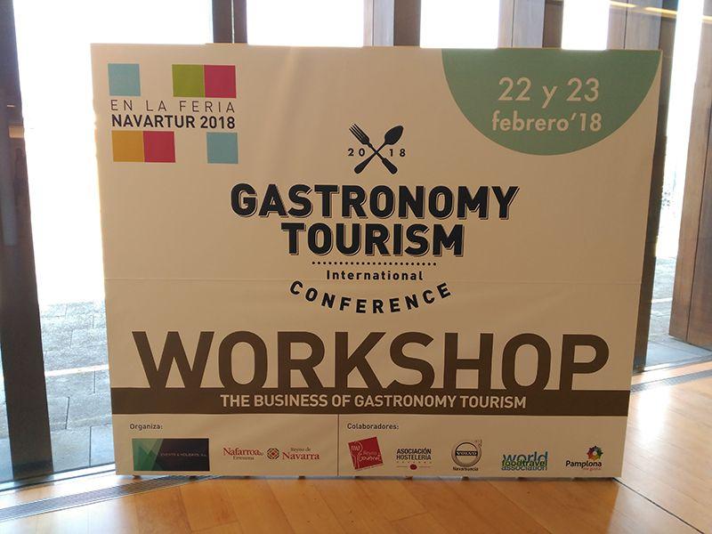 Workshop Gastronomy Tourism 2018